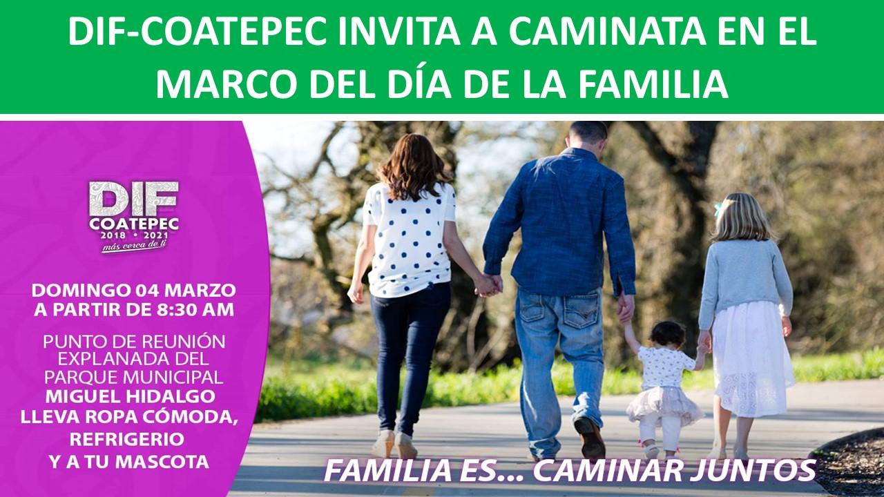 DÍA DE LA FAMILIA EN COATEPEC