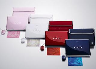 Harga Laptop Sony Vaio Terbaru Desember 2012