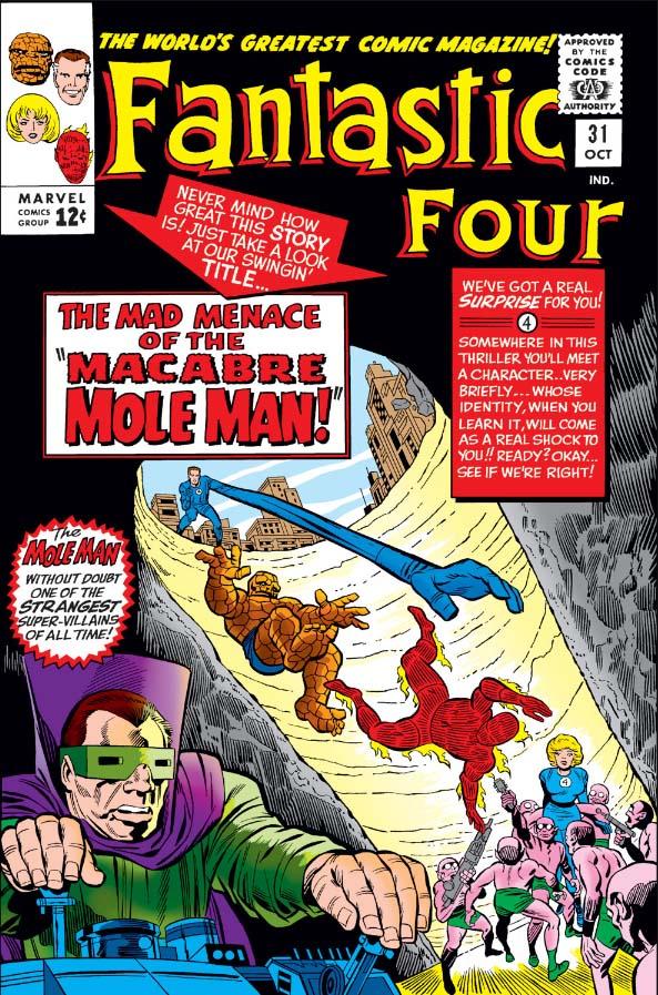 Marvel Genesis