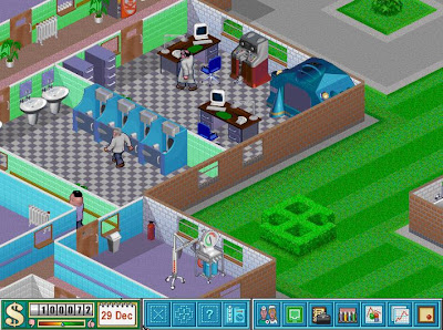 Theme Hospital Screenshots 1