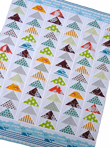 Red Pepper Quilts: Flying Geese!