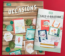 Occasions Catalogue & Sale-A-Bration Promotion