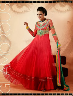 Best Anarkali Churidar Suits