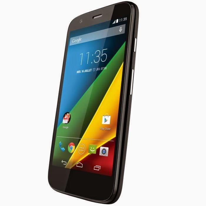 Motorola G 4G Noir - Smartphone 4 Pouces