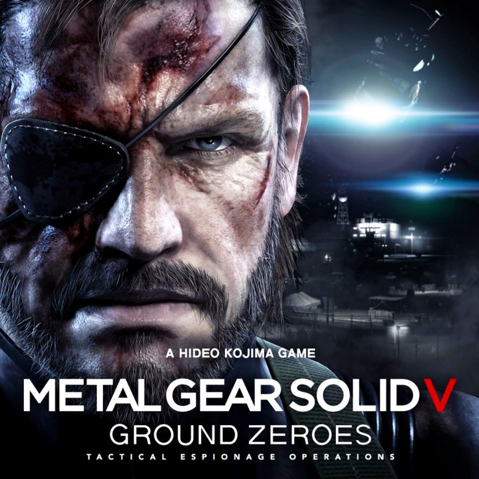 Download Metal Gear Solid V Ground Zeroes-CODEX Full Version PC