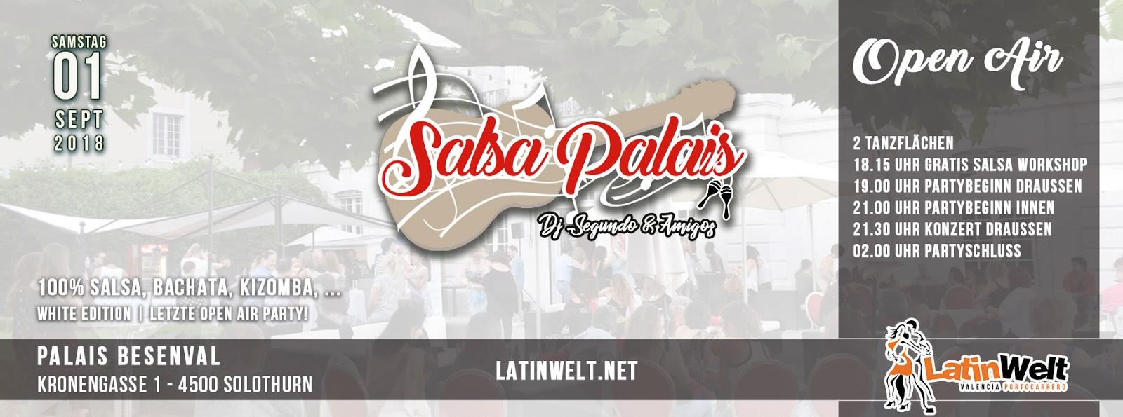 Salsa Palais 2018