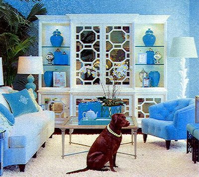 Blue Color Schemes For Living Rooms ~ Modern Cozy Living Room