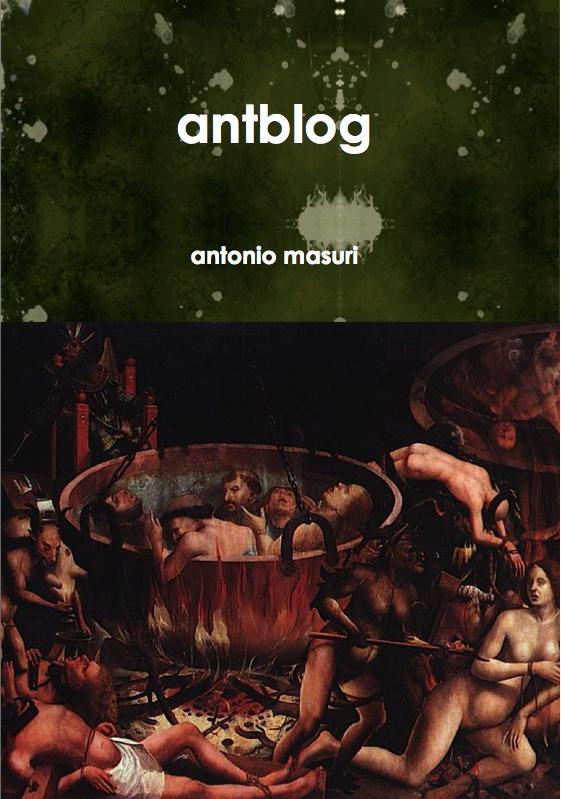antblog, il libro