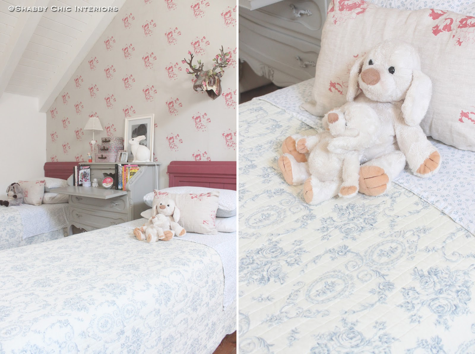 Boutis provenzale   shabby chic interiors