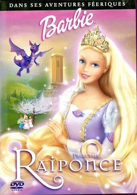 Barbie : Princesse Raiponce streaming vf