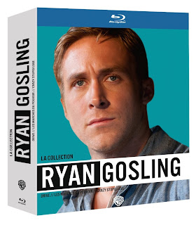 Coffret Blu Ray Ryan Gosling