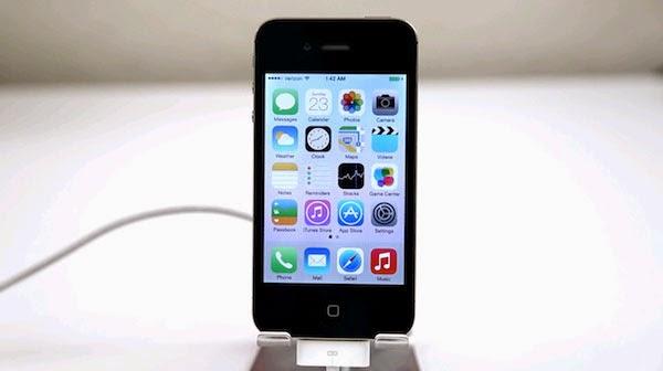 Điều khiển iPhone bằng cử chỉ... lắc đầu