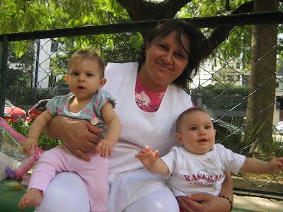 1 de maio: Homenagem ao trabalhador brasileiro:babá