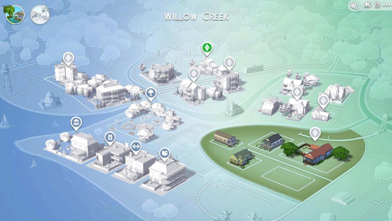 """Guía Sims 4: Desbloquear La """"Gruta Olvidada"""" y El """"Claro Silvestre"""" TS4%2B2014-09-11%2B13-47-23-69"""