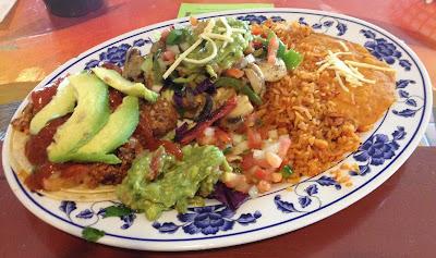 Sacramento Vegan Chef Challenge 2015 — El Papagayo