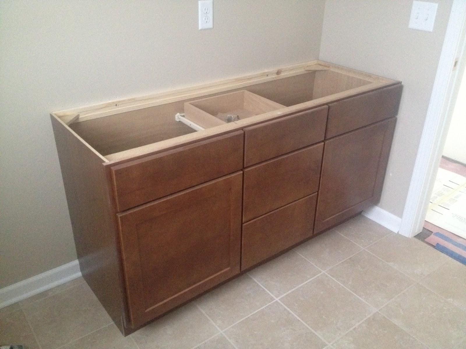 Merillat bathroom vanity -  Portrait By Merillat In Maple Sable Main Bath Vanity