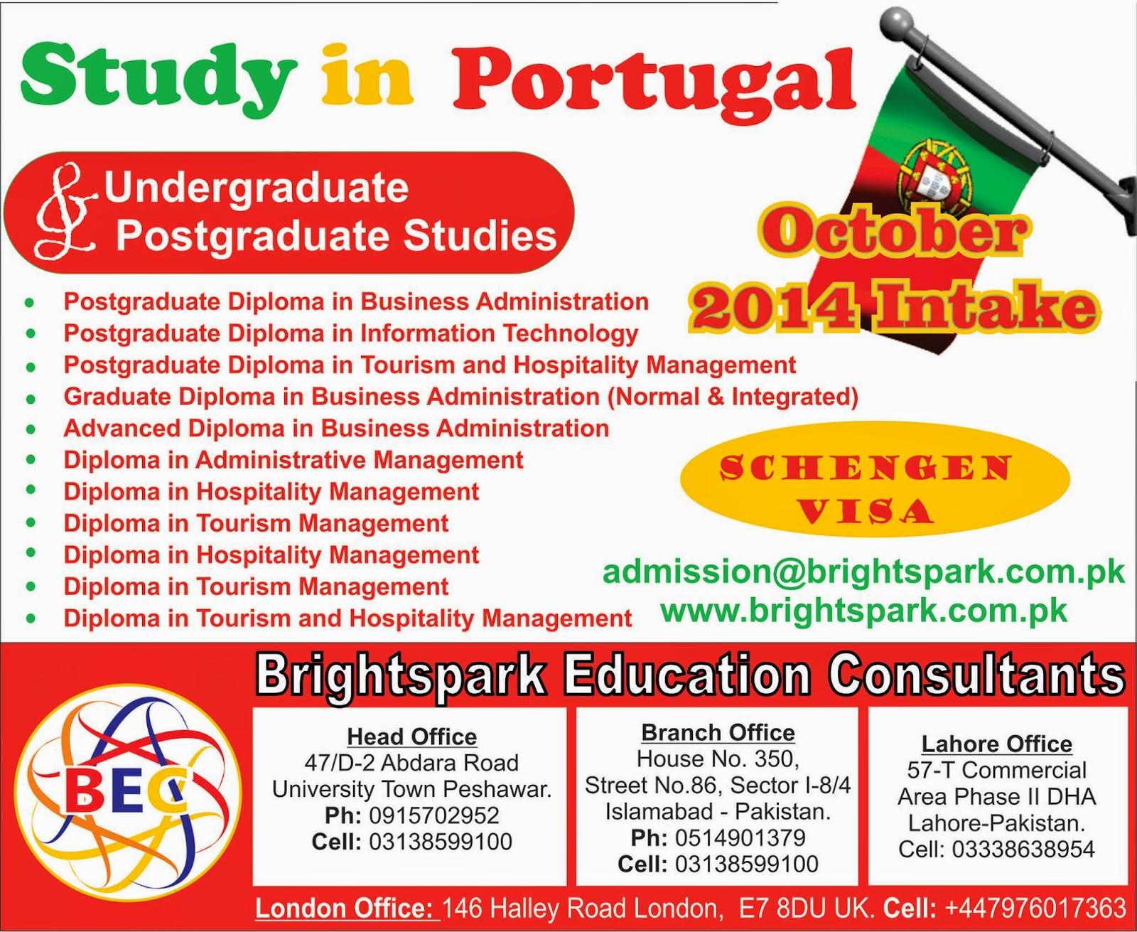 Portugal study visa olx