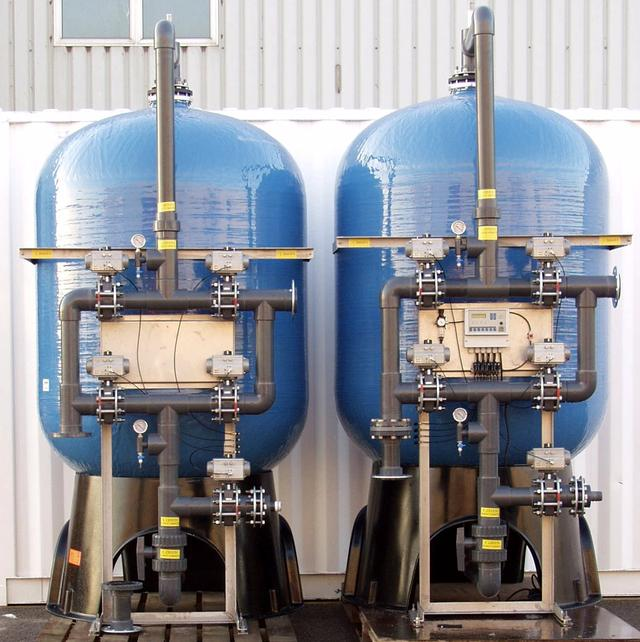 Automatic Water Filtration Systems