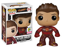 Funko Pop! The Flash Unmasked