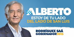 ALBERTO GOBERNADOR 2015