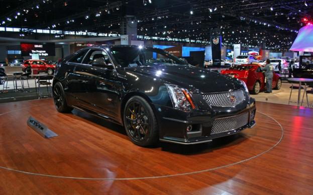 Cadillac Cts V Black Diamond Edition Car News And Show