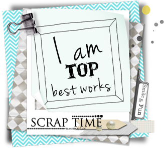 Guest designer Scrap Time