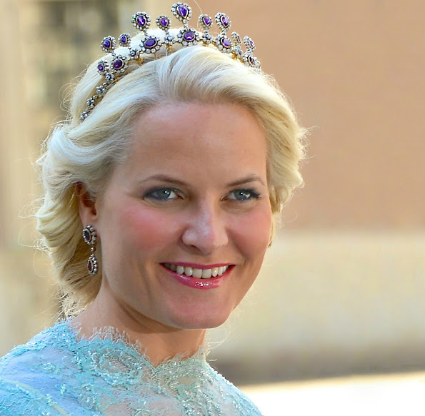 Crown Princess Mette-Marit of Norway, turns 42 today