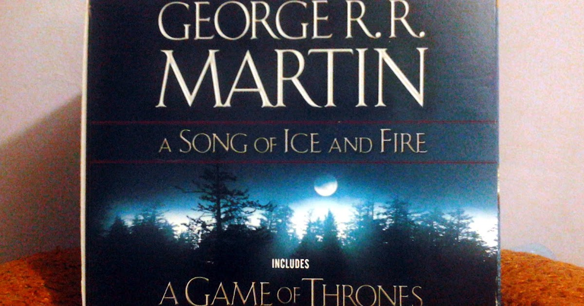 song of ice and fire series pdf