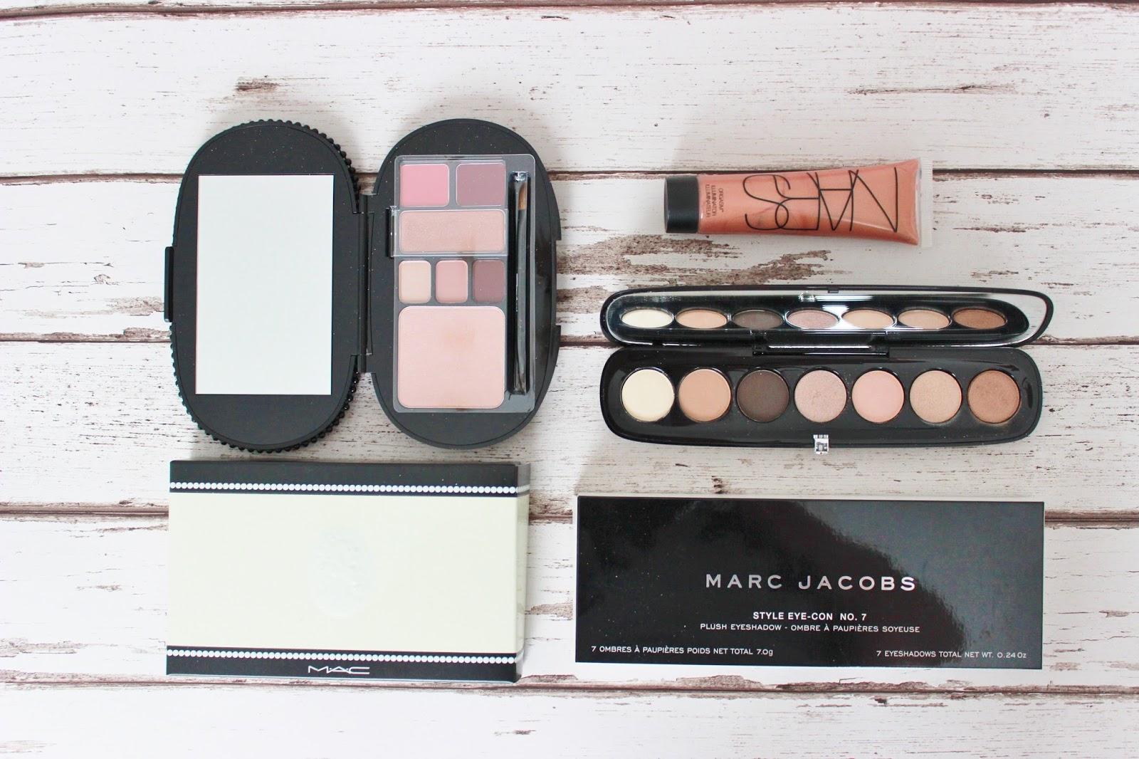 May fashion and beauty blog sale - MAC, Marc Jacbos, NARS
