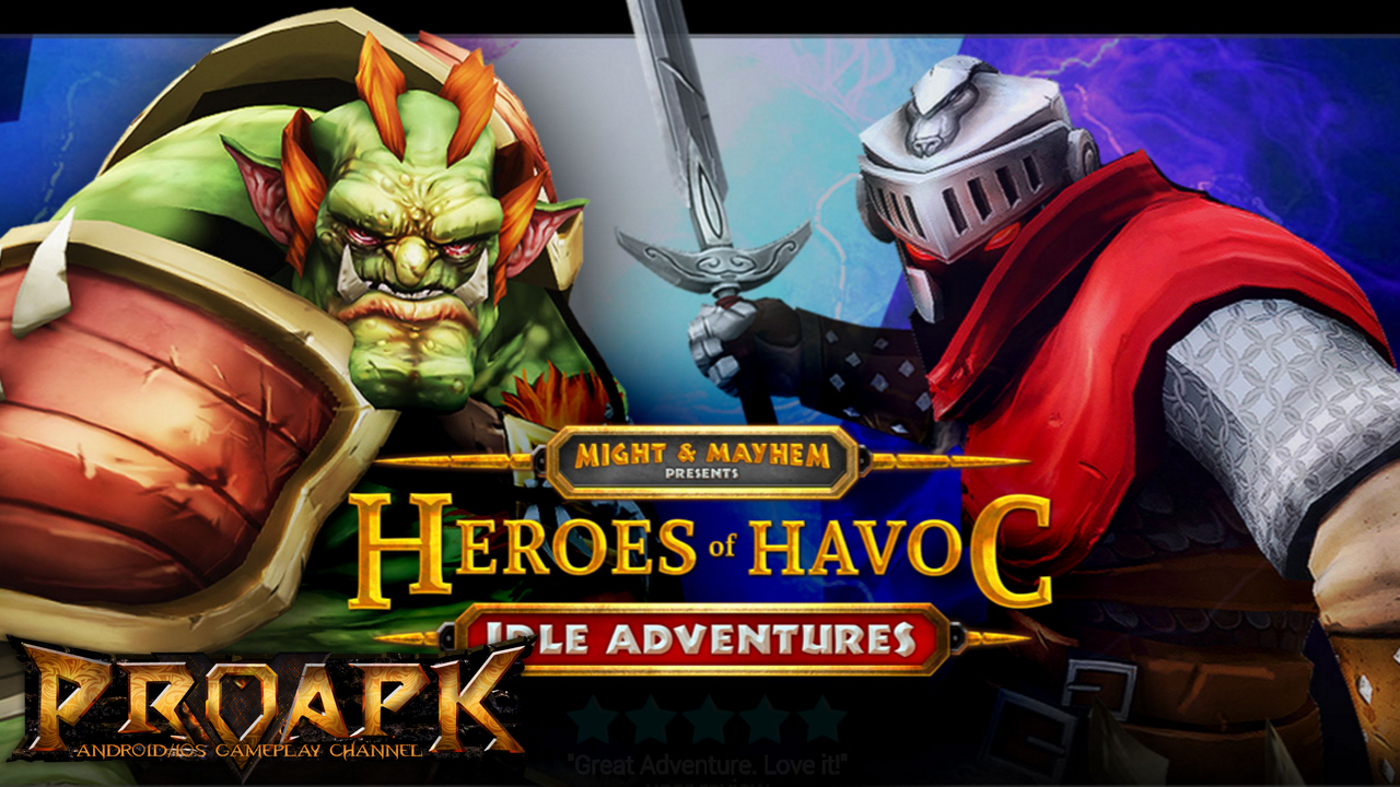 Heroes of Havoc: Idle Adventures