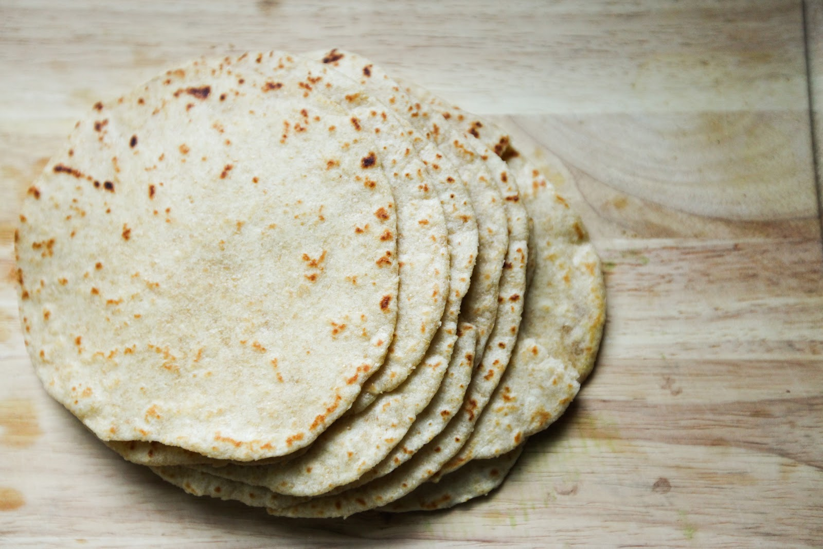 recipe: whole wheat tortillas recipe [25]