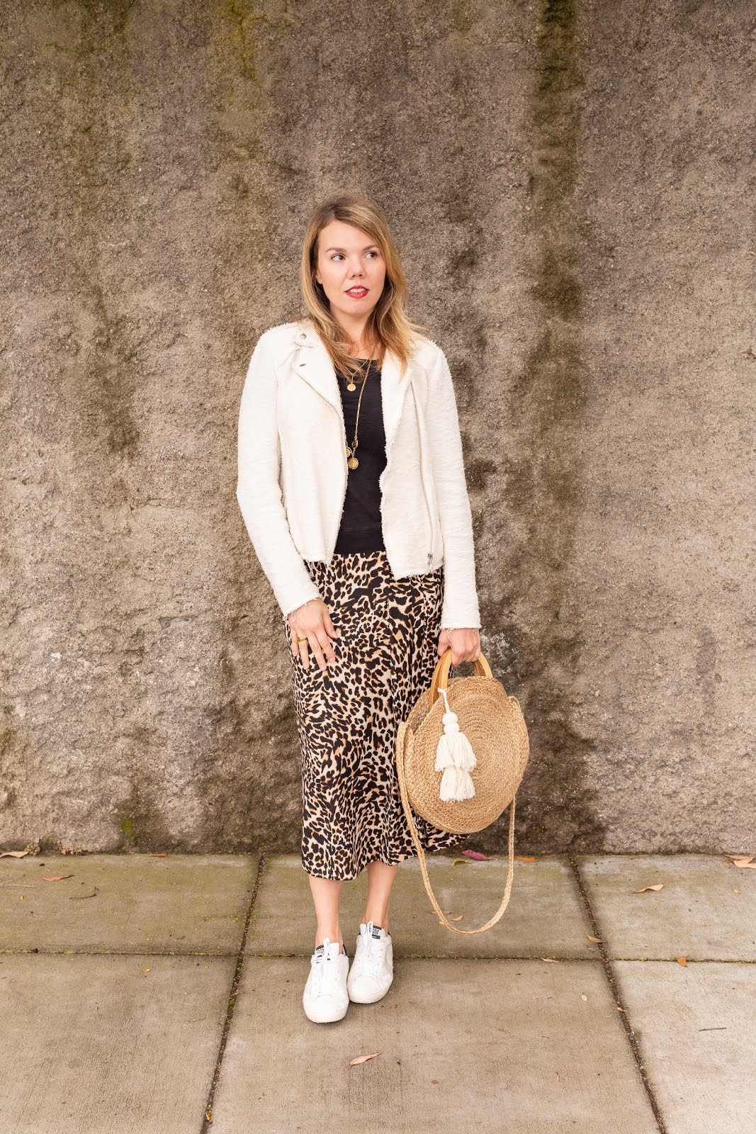Giovanna Batlia Adds A Touch Of Glamour To Her Black Brown Outfit With Leopard
