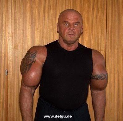 ifbb pro bodybuilder milos sarcev almost died and was rushed to the