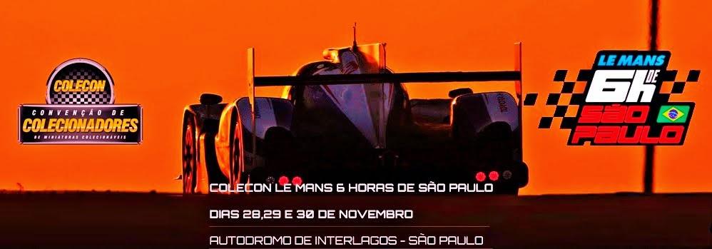 COLECON LE MANS 6 HORAS SÃO PAULO