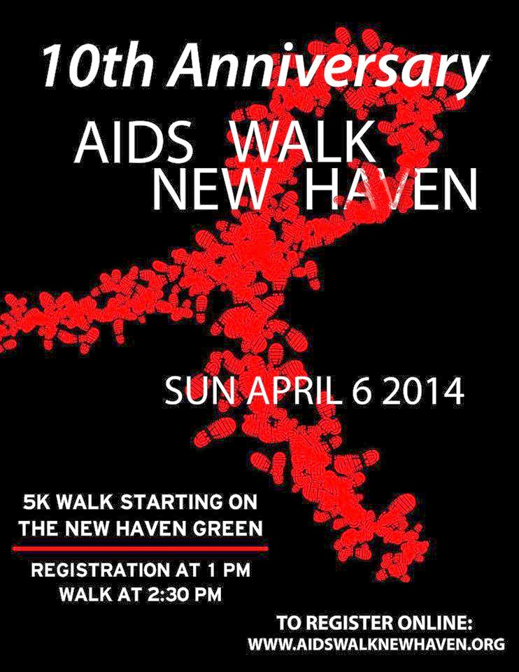 The FICKLIN MEDIA GROUP,LLC: 10th Anniversary Aids Walk New Haven