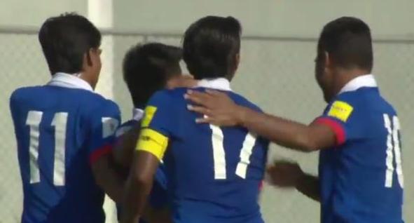 Tim Malaysia pada kualifikasi Piala Dunia