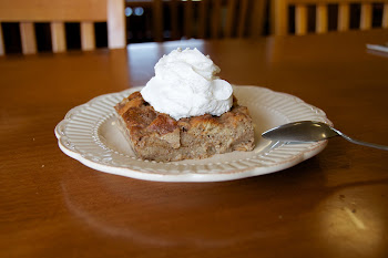 Papa's Bread Pudding
