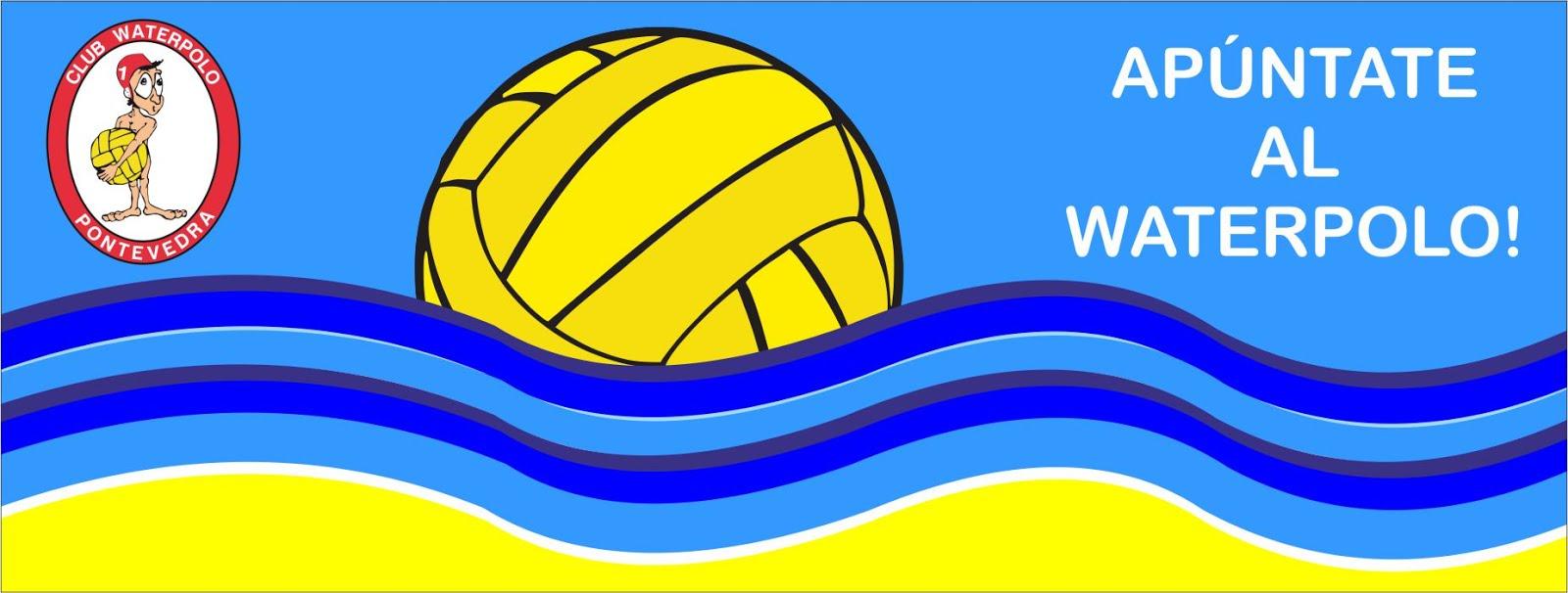Ven a jugar a Waterpolo con nosotros!