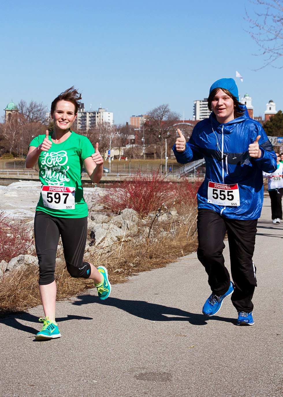 The Lovely Spring Run Walk 2014