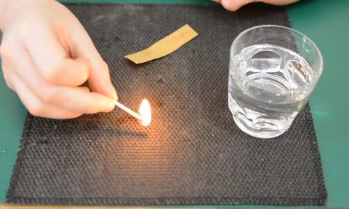 DIY Waterprof Matches