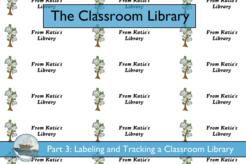 Labeling and Tracking a Classroom Library, Part 3: The Classroom Library | The Logonauts