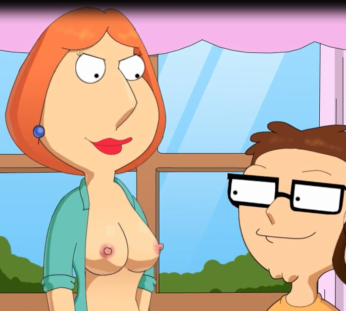 Lois griffin erotic was the