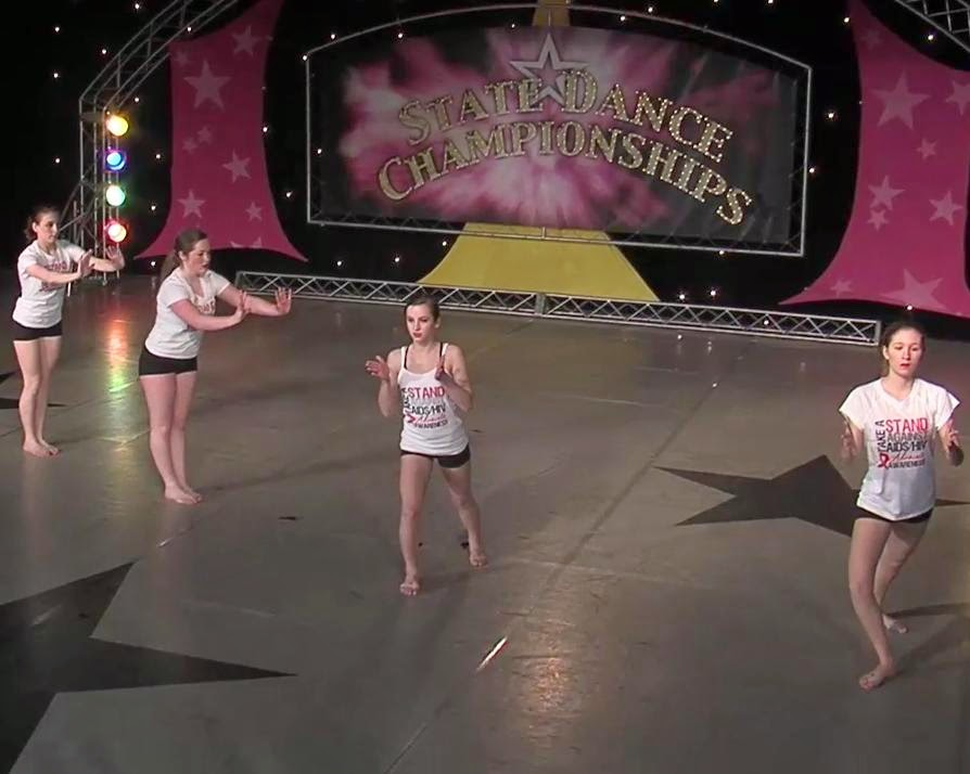 competition dance school charlotte