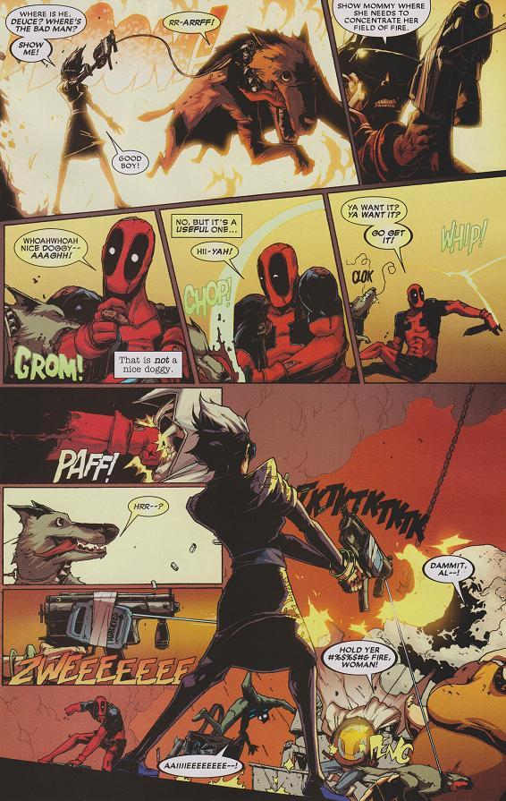 X 23 Daken X23 Deadpool X-man's c...