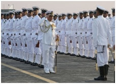 Indian Naval Officers