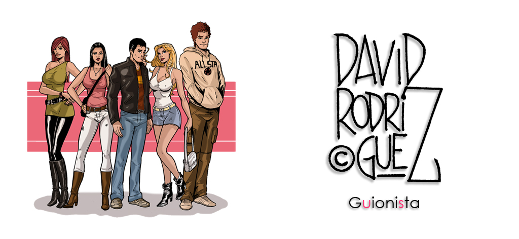 David Rodriguez Erotic Art