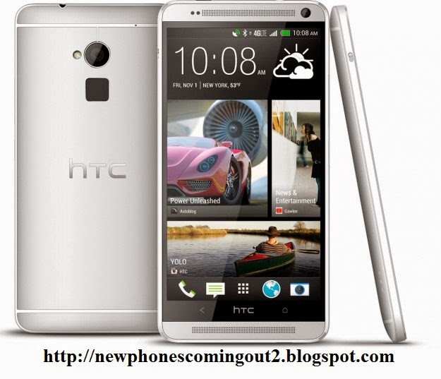 New HTC One M8 phones coming out unveiled in a stolen video
