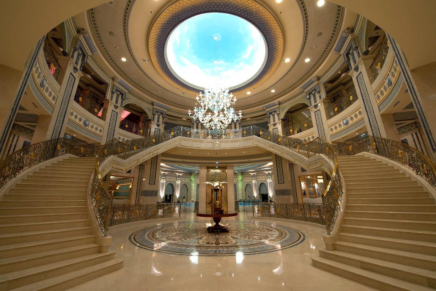 Luxury life design the ritz carlton hotel in riyadh - Hotels in riyadh with swimming pools ...