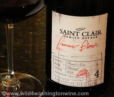 New Zealand Pinot Noir