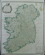 Ireland in the 19th century ireland map